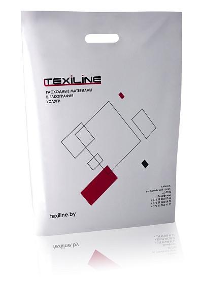 Рекламная продукция логотип на пакетах